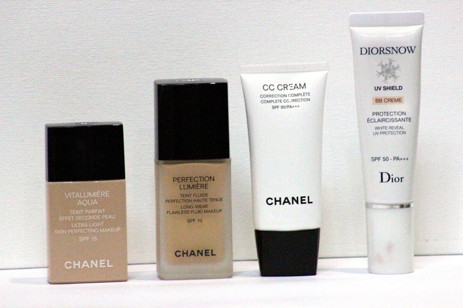 chanel cc cream review comparison fashion enthusiast and beauty junkie. Black Bedroom Furniture Sets. Home Design Ideas